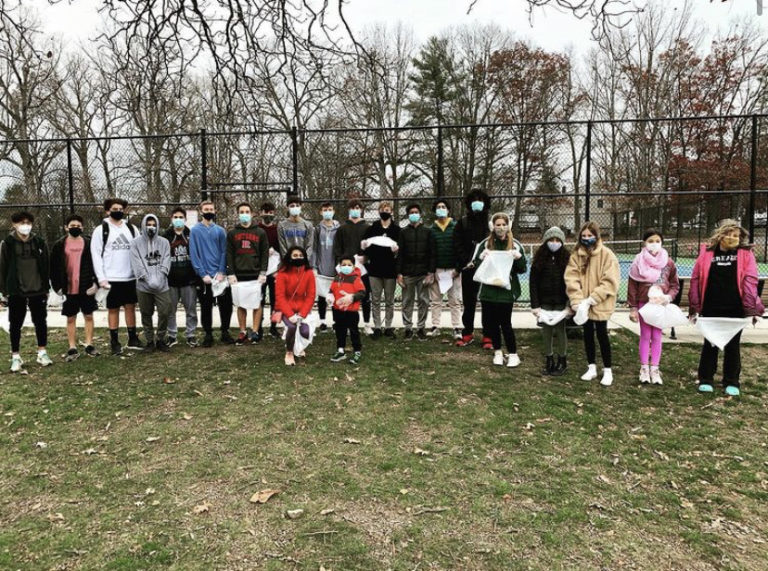 Community Cleanup at Memorial Oval and Park
